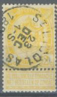 _6Wz-935: N°54: E9: ST-NICOLAS - 1893-1900 Fine Barbe