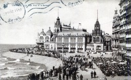Le Petit Nice Et Le Kursaal - Oostende