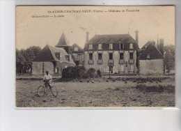 SAINT AUBIN CHATEAUNEUF - Château De Fourolles - Très Bon état - France