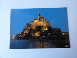 Mont Saint - Michel - Le Mont Saint Michel