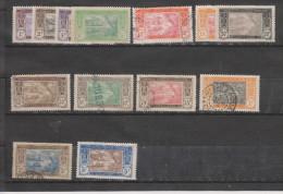 Yvert Entre 41 Et 57 Oblitéré Et Neuf Charnière - Costa D'Avorio (1892-1944)