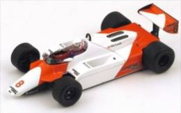 McLaren MP4/1B - Niki Lauda - 1st Long Beach GP 1982 #8 - Spark - Spark