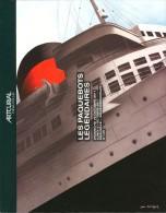 """""""LES PAQUEBOTS LEGENDAIRES"""" - CATALOGUE DE VENTE AUX ENCHERES DEAUVILLE 2011 - Boats"""