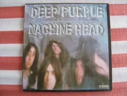 MUSIQUE - VINYL 33 TOURS - DEEP PURPLE - MACHINE HEAD (avec Insert Paroles) - LP - 1972 - PATHE MARCONI 2C066-93261 TRES - Vinyles