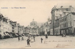 Louvain - Le Vieux Marché N. 62 - Leuven