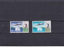 Caiman Nº 195 Al 196 - Caimán (Islas)