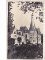 ARRADON (15)-56 -chateau De Porce , Detruit Par Les Allemands Aout 1944 -Cim