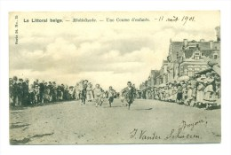 België     Middelkerke - Une Course D'Enfants - Middelkerke