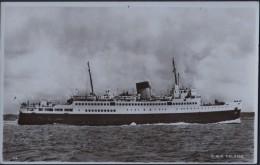 """S S Falaise (1947-74)""  C1965 - Dampfer"