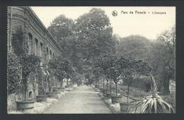CPA - Parc Du ROEULX - L'Orangerie - Nels  // - Le Roeulx