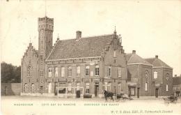 Waereghem / Waregem : Oosthoek Der Markt Met Hotel Du Sport - Waregem
