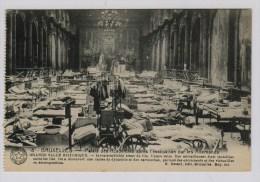 Bruxelles Fin 1918: La Salle De L'Académie Après Le Départ Des Allemands - Weltkrieg 1914-18