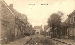 Ledeghem / Ledegem / Statiestraat ( Feldpost 23 Feb. 1916 ) - Ledegem
