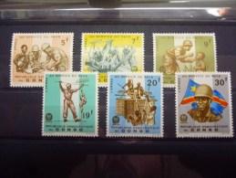 REP.DEM.DE CONGO 605/610  Xx ( COB ) COTE: 2.10 EURO  ( A ) - Neufs