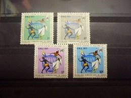 REP.DEM.DE CONGO 773/776  Xx ( COB ) COTE: 1.60 EURO  ( A ) - Neufs