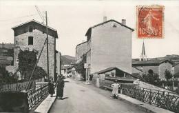69 RHONE LYON  PONTCHARRA TURDINE TORENCHIN PONT - Pontcharra-sur-Turdine