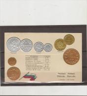 Monnaies Representations Cartes Gauffrée, Serie HSM Berlin,monnaie Et Tableau De Change, La Finnland Finland Finlande, - Monete (rappresentazioni)