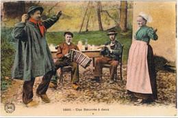 Une Bourrée à Deux    Accordéoniste - Música