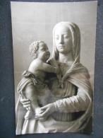 """IMAGE Pieuse """"VIERGE ET ENFANT - Cloître D'ECOUEN"""" - Abbaye St Paul à WISQUES G 24 - Religion & Esotericism"""