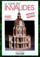 Découpage Maquette - Dômes Des Invalides - Ed Pascaline - Années 80 - Cut-out Paper Model - Ohne Zuordnung
