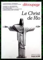 Découpage Maquette - Le Christ De Rio - Ed Pascaline - Années 80 - Cut-out Paper Model - Ohne Zuordnung