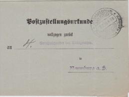 ALLEMAGNE  1925 LETTRE DE BAD KOSEN - Covers & Documents
