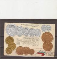 Monnaies Representations Cartes Gauffrée, Serie HSM Berlin,monnaie Et Tableau De Change, Russie - Coins (pictures)