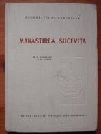 Manastirea Sucevita / Musicescu / Berza - Livres, BD, Revues