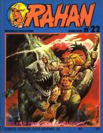 Rahan N° 49 (nouvelle Collection N° 22 - 1981) Par Cheret - Rahan