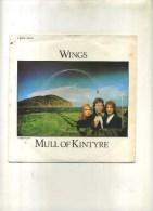 - WINGS  . MULL OF KINTYRE  . 45 T. - Discos De Vinilo