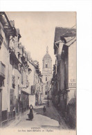 25619 -RENNES 35 France -rue Saint Melaine Et Eglise -ND 10 - Rennes