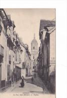 25619 -RENNES 35 France -rue Saint Melaine Et Eglise -ND 10
