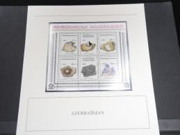AZERBAIDJAN - Bloc Luxe Avec Texte Explicatif - Belle Qualité - À Voir -  N° 11497 - Azerbaïdjan