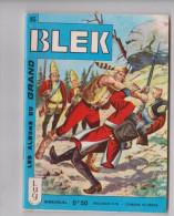 Les Albums Du Grand Blek N° 85, 1967, Rare. - Blek