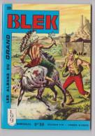 Les Albums Du Grand Blek N° 89, 1967, Rare. - Blek