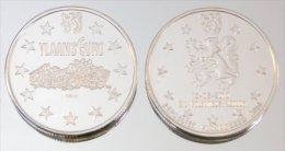 Belgique 1 Euro 2011 Flanders Monnaie Bimétallique Précieuse Euro - Belgique