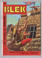 Les Albums Du Grand Blek N° 93, 1967, Rare. - Blek