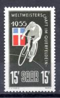 SARRE. AÑO 1955. Mi 357. (MH) - 1947-56 Protectorate