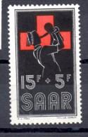 SARRE. AÑO 1955. Mi 360. (MH) - 1947-56 Protectorate