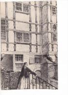 25630 -RENNES 35 France -hotel De La Moussay Rue Saint George -laurent Nel -couturier  !état! - Rennes