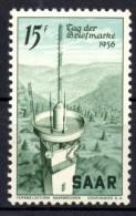 SARRE. AÑO 1956. Mi 369. (MH) - 1947-56 Protectorate