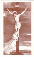 ADORAZIONE A GESU' CROCIFISSO - SANTINO - Images Religieuses