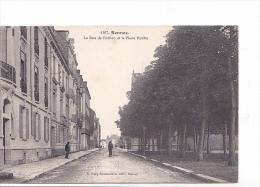 25634 -RENNES 35 France -rue Robien Et Place Hoche -1167 Mary Rousseliere - Rennes