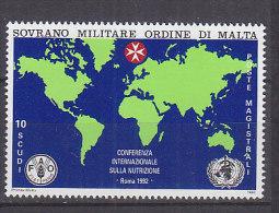 PGL CW097 - ORDRE DE MALTE SMOM Sassone N°415 ** - Malte (Ordre De)