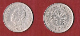 Haiti 10 Cents 1906 - Haïti