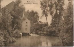 Rotselaer Watermolen (zijkant) - Rotselaar
