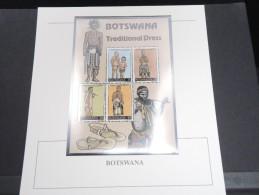 BOTSWANA - Bloc Luxe Avec Texte Explicatif - Belle Qualité - À Voir -  N° 11513 - Botswana (1966-...)