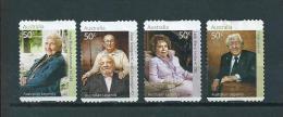 2008 Australia Complete Set Legends,self-adhesive,zelfklevend Used/gebruikt/oblitere - 2000-09 Elizabeth II