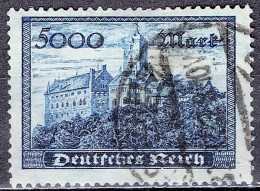 Deutsches Reich - Mi-Nr 261 Gestempelt / Used (B1127) - Allemagne