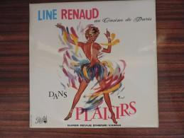 LINE RENAUD Au Casino De Paris DANS PLAISIRS. - Musicals